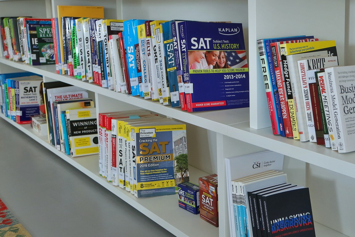 Knihovna Bakala Foundation Student Hub